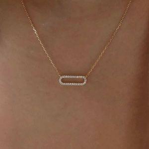 Gold Pendant Necklace